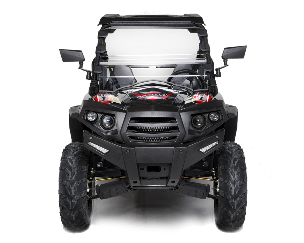 Hisun Strike 250cc Black Road Legal Off Road Buggy